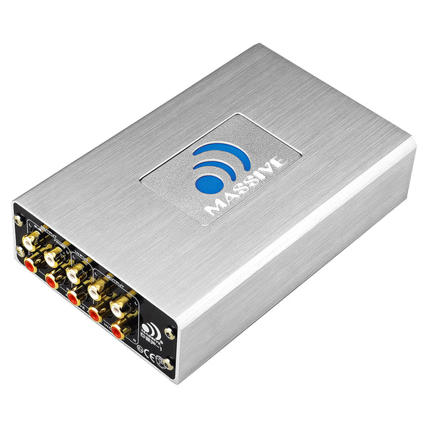DSP-1  - Digital Signal Processor Built-In 4 Channel Amplifier