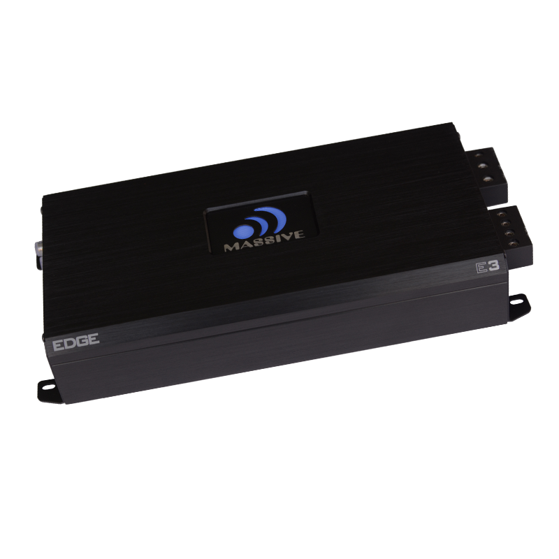 E3 - 2800w Mono Amplifier with Built-In OEM Line Converter