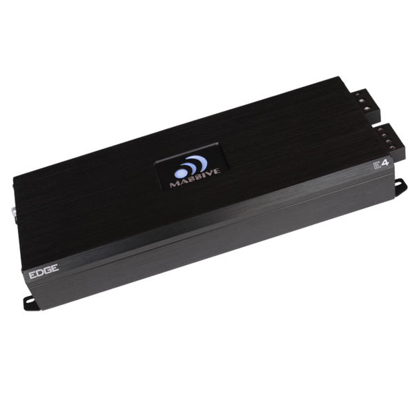 E4 - 2,000 Watts RMS x 1 @ 1 Ohm Mono Block Amplifier