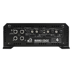 EX4R - 800 Watts RMS x 4 @ 4 Ohm 4 Channel Mega Amplifier