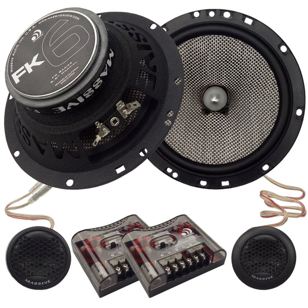 FK6 - Component Speakers