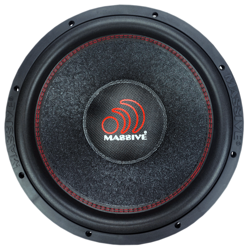 HIPPOXL152 - Dual 2 Ohm Subwoofer – Massive Audio