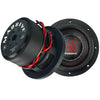 "HIPPOXL64 - 6"" 300 Watts RMS Dual 4 Ohm Subwoofer"
