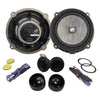 "HYUN6K - 6.5"" Hyundai OEM Drop-In, 80 Watts RMS Component Kit Speakers"