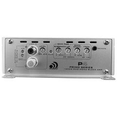 P4 - 1,600 Watts RMS @ 1 Ohm Mono Block Amplifier
