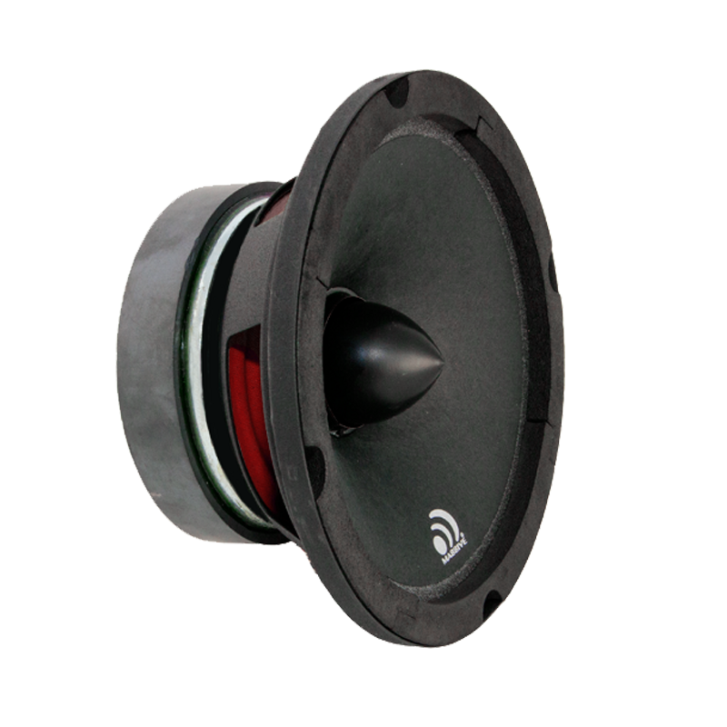 "M6 - 6.5"" 140 Watt 8 Ohm Mid-Range Speaker (Higher SQ Frequencies)"