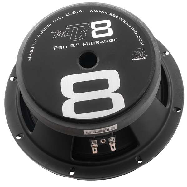 "MB8 - 8"" 150 Watt 4 Ohm Mid-Bass Speaker"