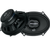 "MX57 - 5""x7"" / 6""x8"" 2-Way 50 Watts RMS Coaxial Speakers"