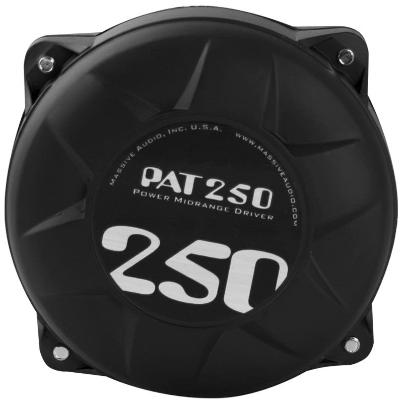 "PAT 250 - 1"" Screw-On 100 Watt 8 Ohm ""Mid-Range"" Driver"