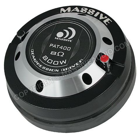 PAT 400 - Compression Driver