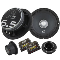 PK6S - Shallow Component Speakers