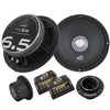 "PK6S - 6.5"" 2-Way 250 Watts RMS Component Kit Pro Audio Speakers"