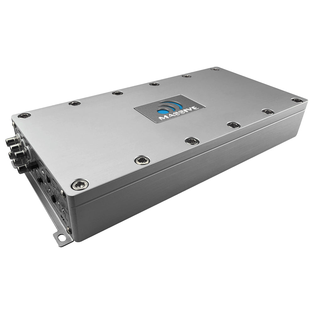 PX6 - 130 Watts RMS x 6 @ 4 Ohm 6 Channel Amplifier