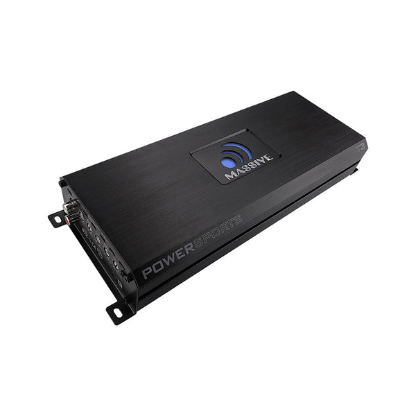 T3 - 1400 Watts 1 RMS @ 1 Ohm Mono Block Marine Amplifier