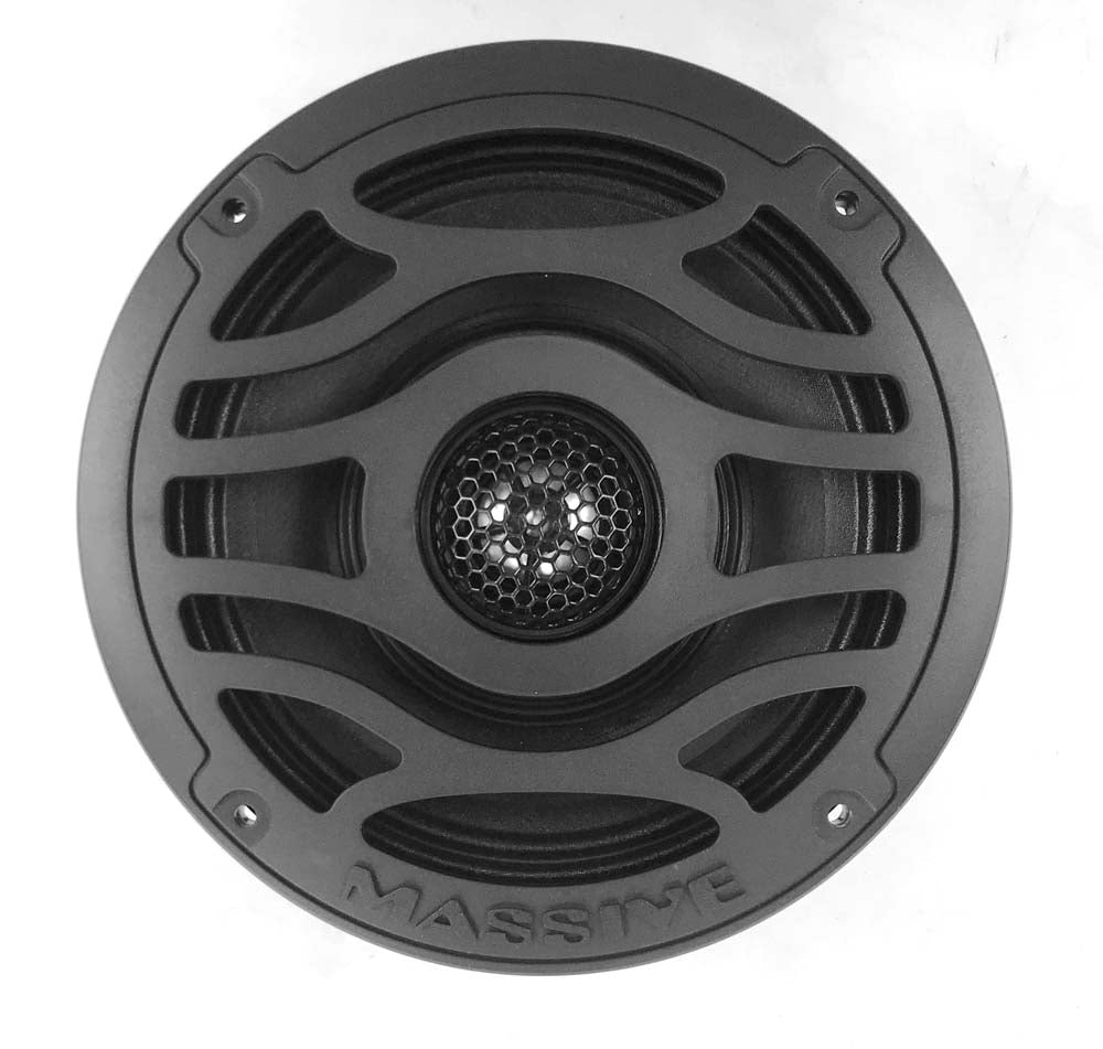 "T65X - 6.5"" 120 Watts Marine Coaxial Speakers"