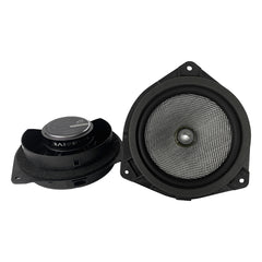 Massive Audio TOY6K - 6.5 Inch, Toy-o-ta Drop-in OEM Speaker Upgrade Replacement, 80 Watts RMS - 160 Watts MAX, Plug and Play Component Kit Speakers.