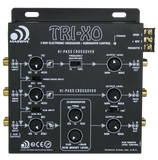 TRI-XO - 3 Way Electronic Crossover
