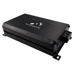 TX2 - 120 Watts X 2 RMS @ 4 Ohm Full Range Bluetooth Marine Amplifier