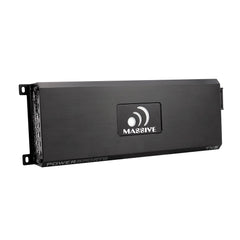 TX5 - 120 Watts RMS x 4 + 300 Watts @ 2 Ohm Full Range Bluetooth 5-CH Marine Amplifier