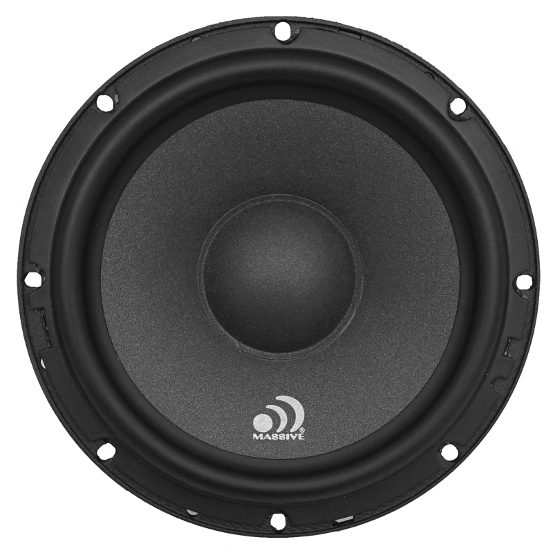 "Z6R - 6.5"" 100 Watt Single Cast Basket Speaker"
