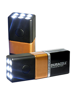 Battery Flashlight