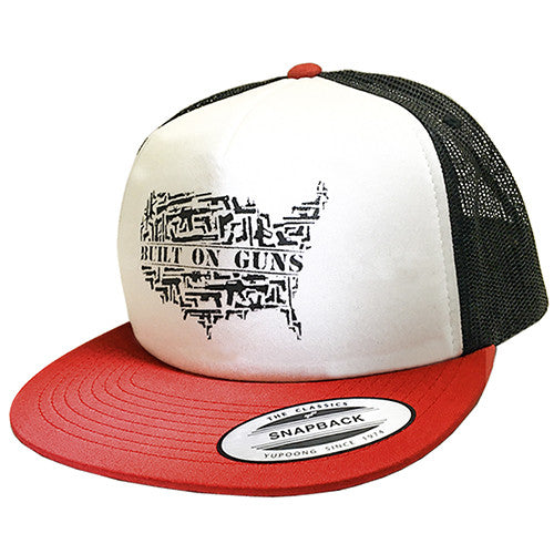 Built on Guns Hat