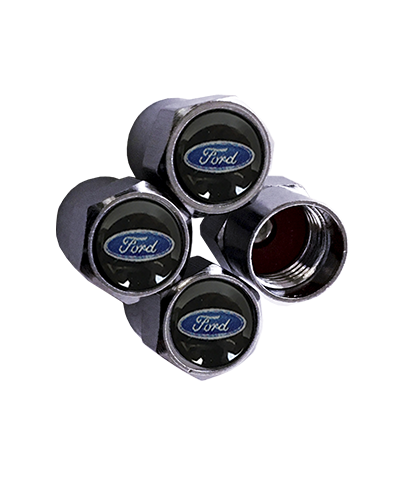Custom Ford Valve Stem Caps