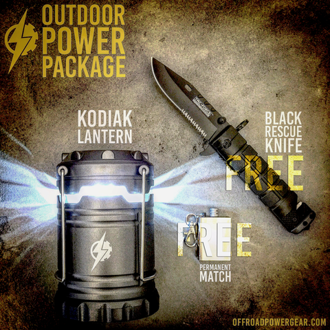Outdoor Power Package