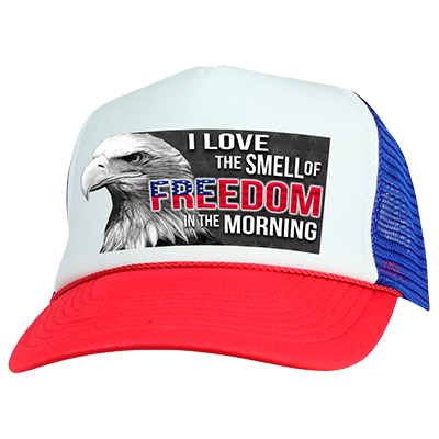 Smells Like Freedom Hat