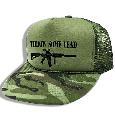Throw Some Lead Hat