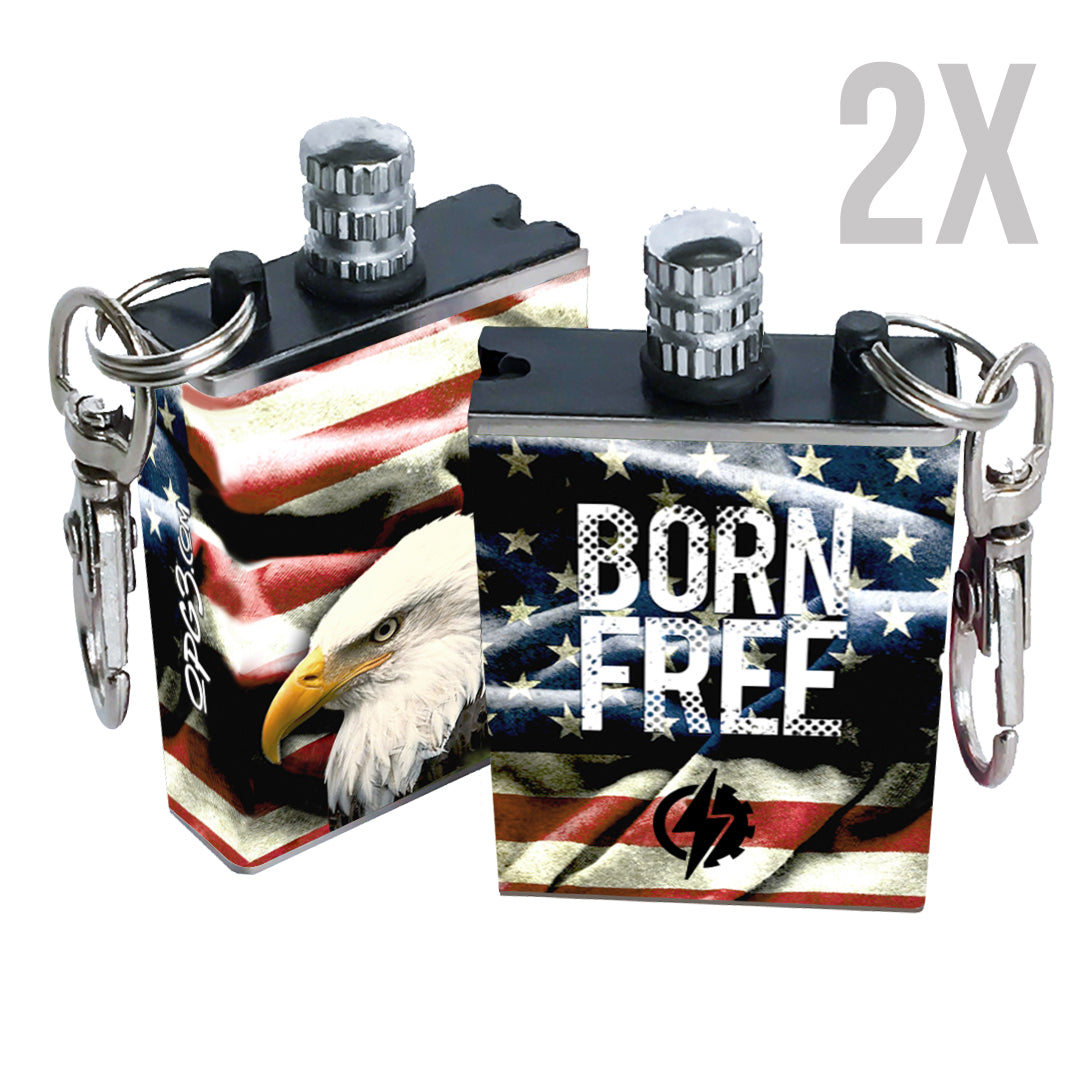 born free permanent match 2 pack