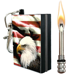 Born Free Permanent Match Fire Starter