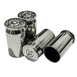 chrome bullet valve stem caps