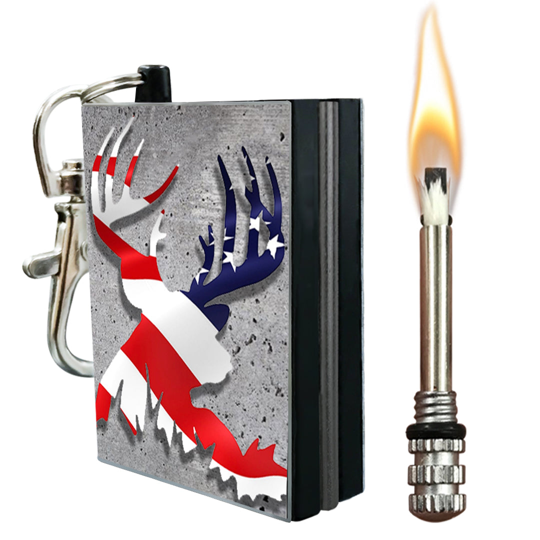 deer hunting accessories and fire starter