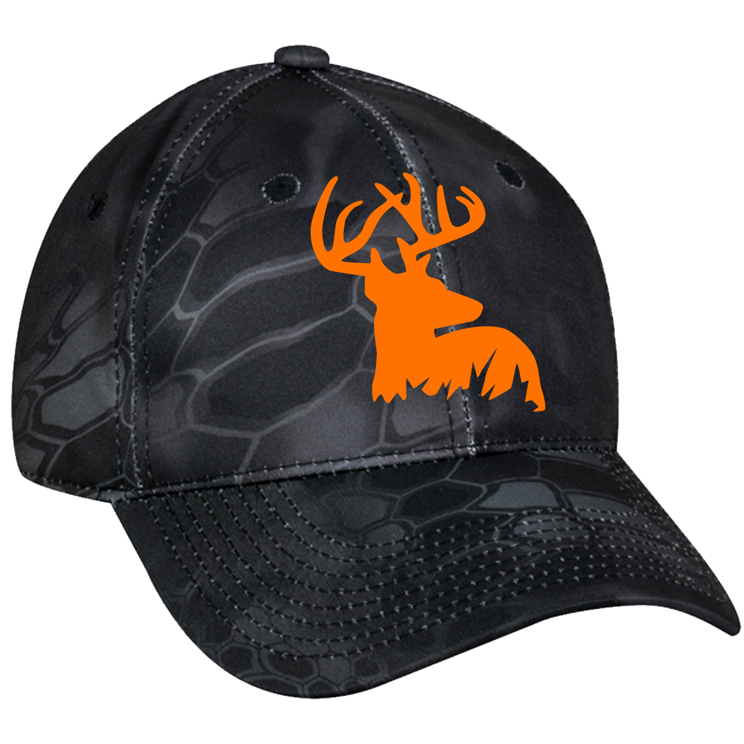 Deer Hunt Camo Hat