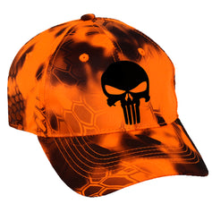 punisher hat kryptek camo inferno