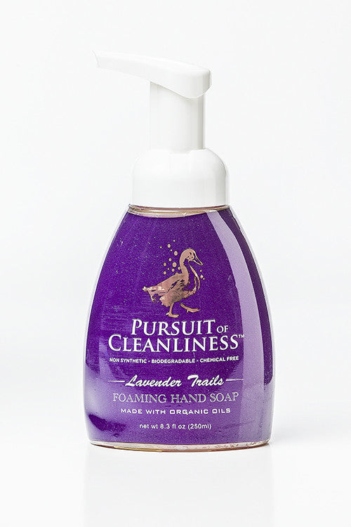 Lavender Trails Hand Wash
