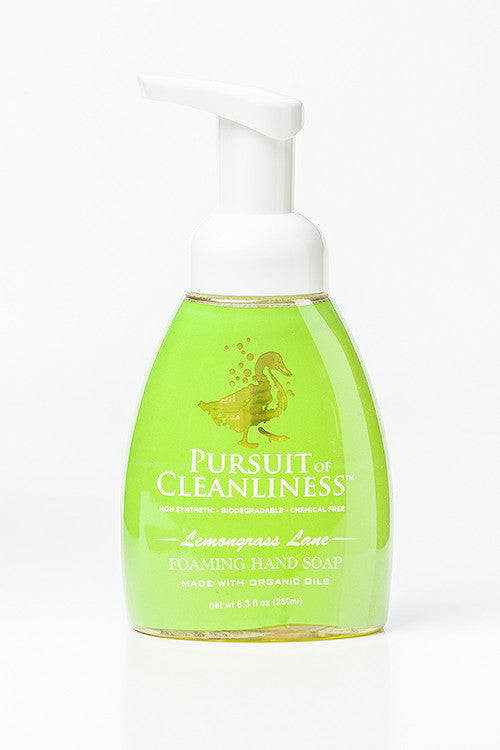Lemongrass Lane Hand Wash