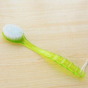 FEIXIANG Bath brush long handle scrub skin massage shower foot friction brush bath supplies body brushes clean exfoliating D50