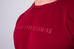 LUXE RX T-Shirt | Burgundy