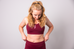 LUXE RX Sports Bra | Berry