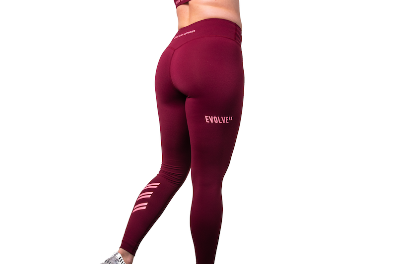 LUXE RX Leggings | Berry