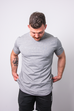 LUXE RX T-Shirt | Athletic Grey