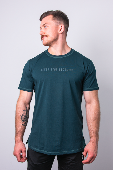 LUXE RX T-Shirt | Dark Teal