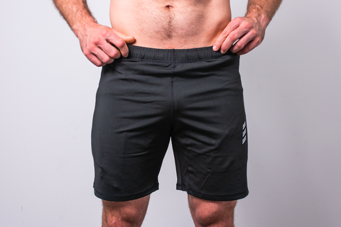 LUXE RX Shorts | Black