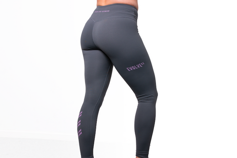 LUXE RX Leggings | Ash Grey