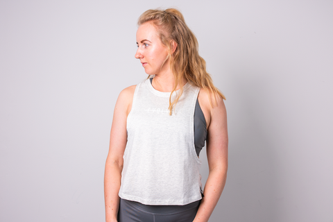 LUXE RX Vest | Oatmeal