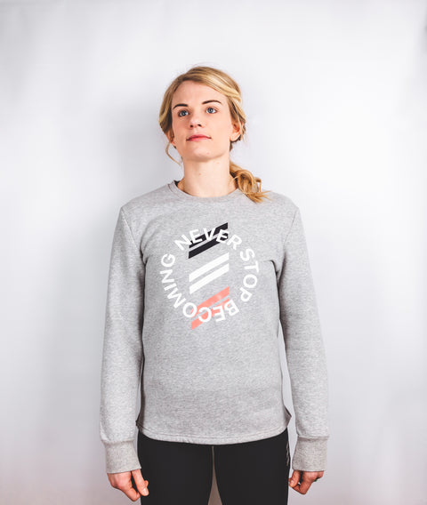 NSB Sweatshirt | Unisex |  Heather Grey