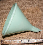 Jadeite Kitchen Funnel  # 519J