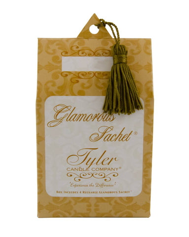 Tyler Candle Co Glamorous Sachet French Market
